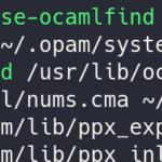 OCaml: kompilatorowy zawrót głowy