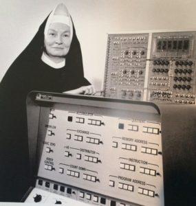 Programistka i zakonnica -Mary Kenneth Keller